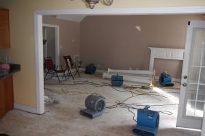 Water Damage Services Anderson SC